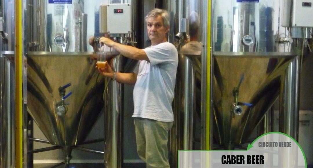 banner Caber Beer